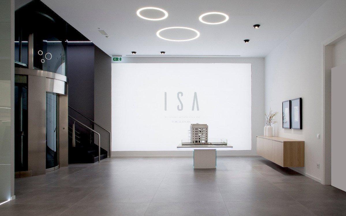 Neben Duft und Sound setzt Porcelanos in seinen Showrroms auch auf die Lösung ISA (Foto: Porcelanos)