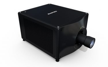 Neuer Christie Projektor D4K40-RGB (Foto: Christie)