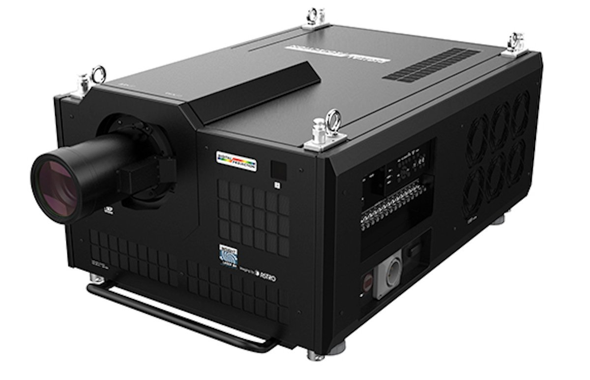 Projektor INSIGHT Laser 8K (Foto: Digital Projection)