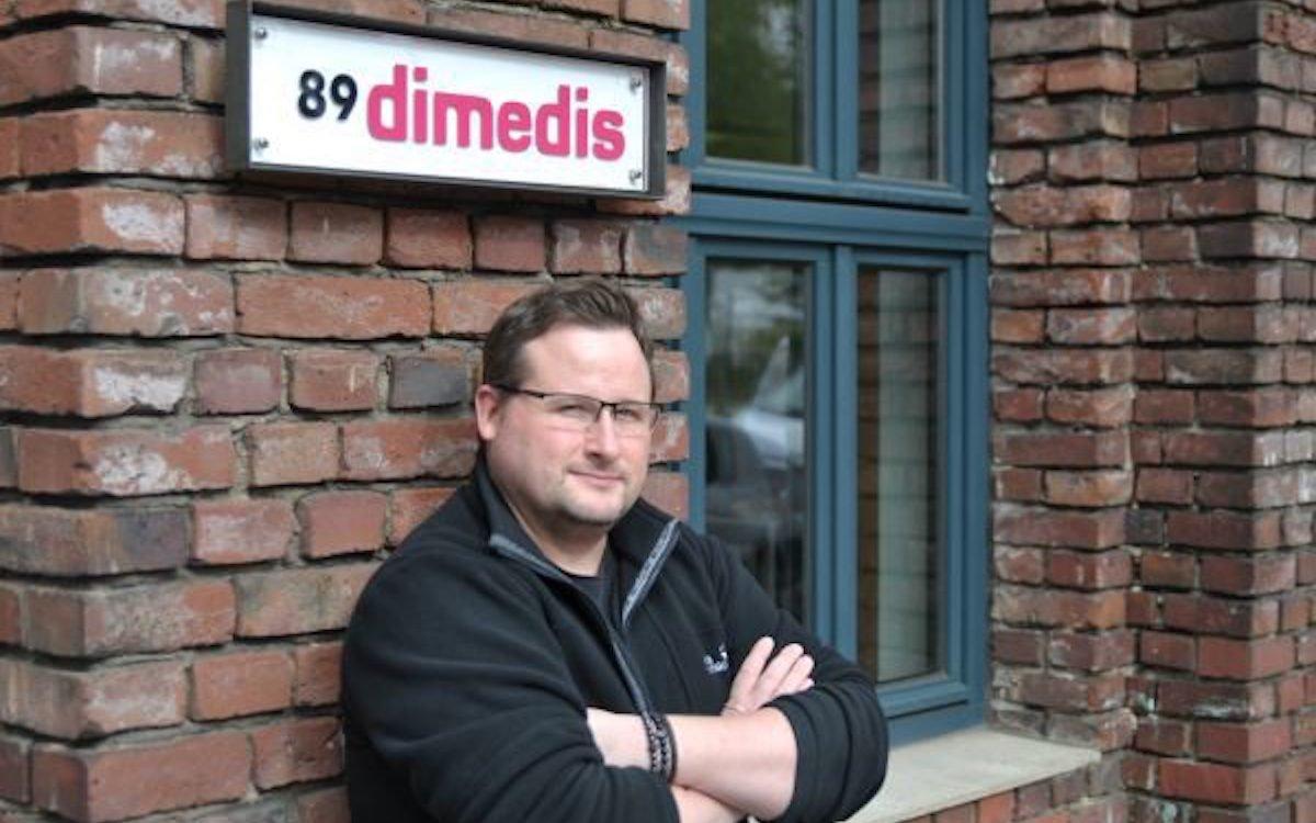 Ralph Bach ist zu dimedis gewechselt (Foto: dimedis)
