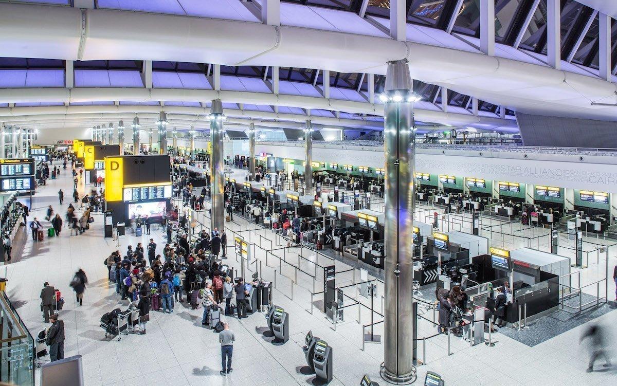 Terminal 2 in Heathrow (Foto: Airport Heathrow)