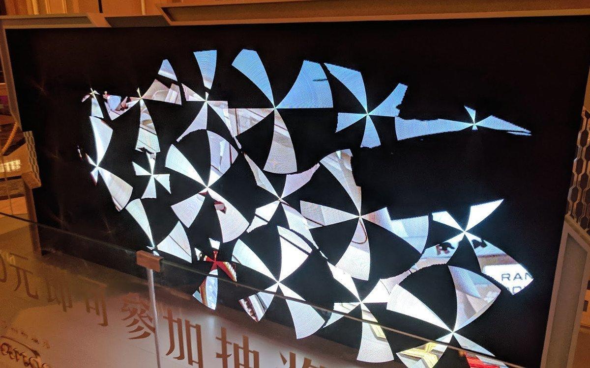 Macao Venetian Propeller Signage (Foto: invidis)