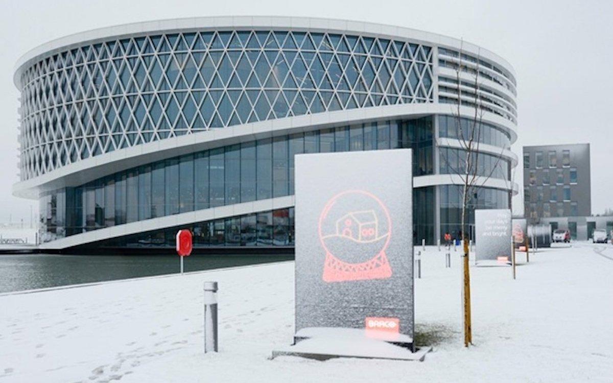 Barco-Zentrale in Belgien (Foto: Barco)