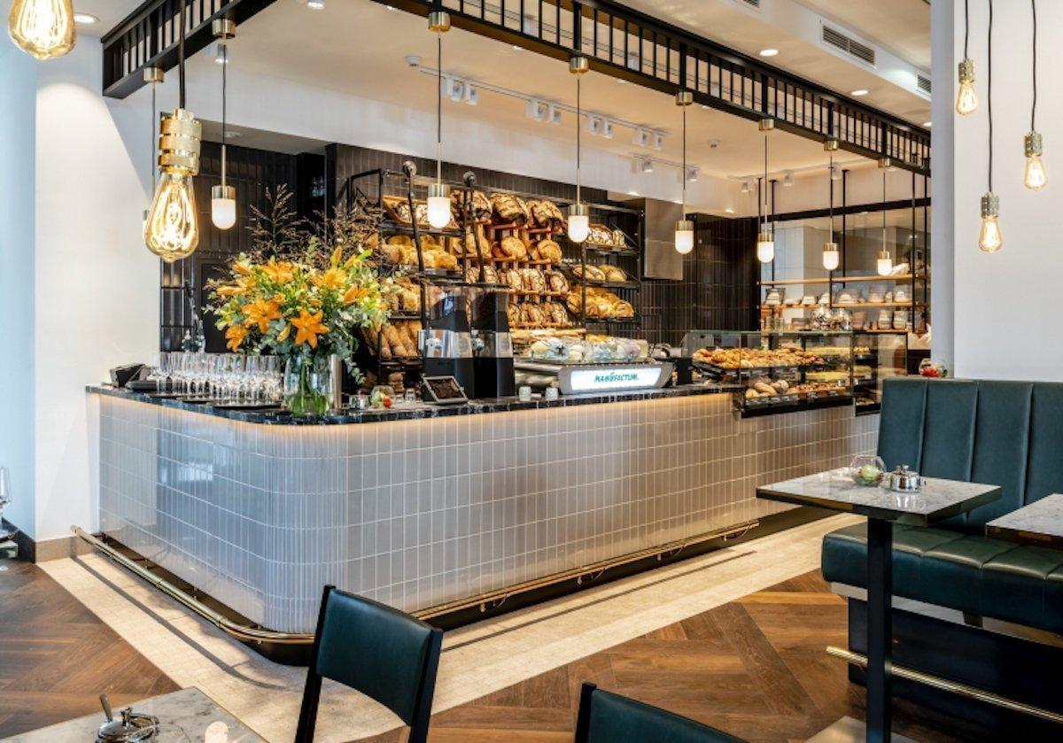 Liebevoll gestalteter Gastrobereich (Foto: Umdasch)