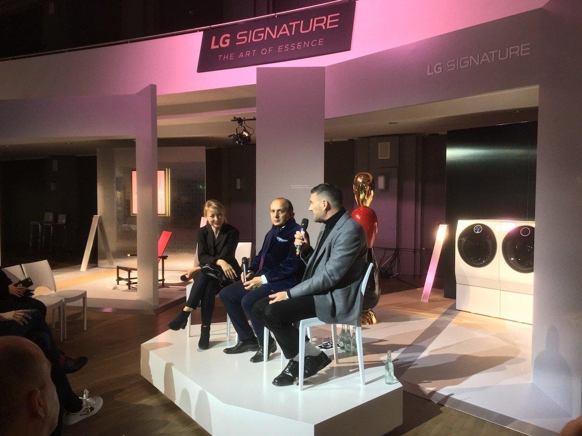 Mit der Artweek will LGs Luxusmarke Diskussionen rund um Kunst und Design anstoßen (Foto: invidis)