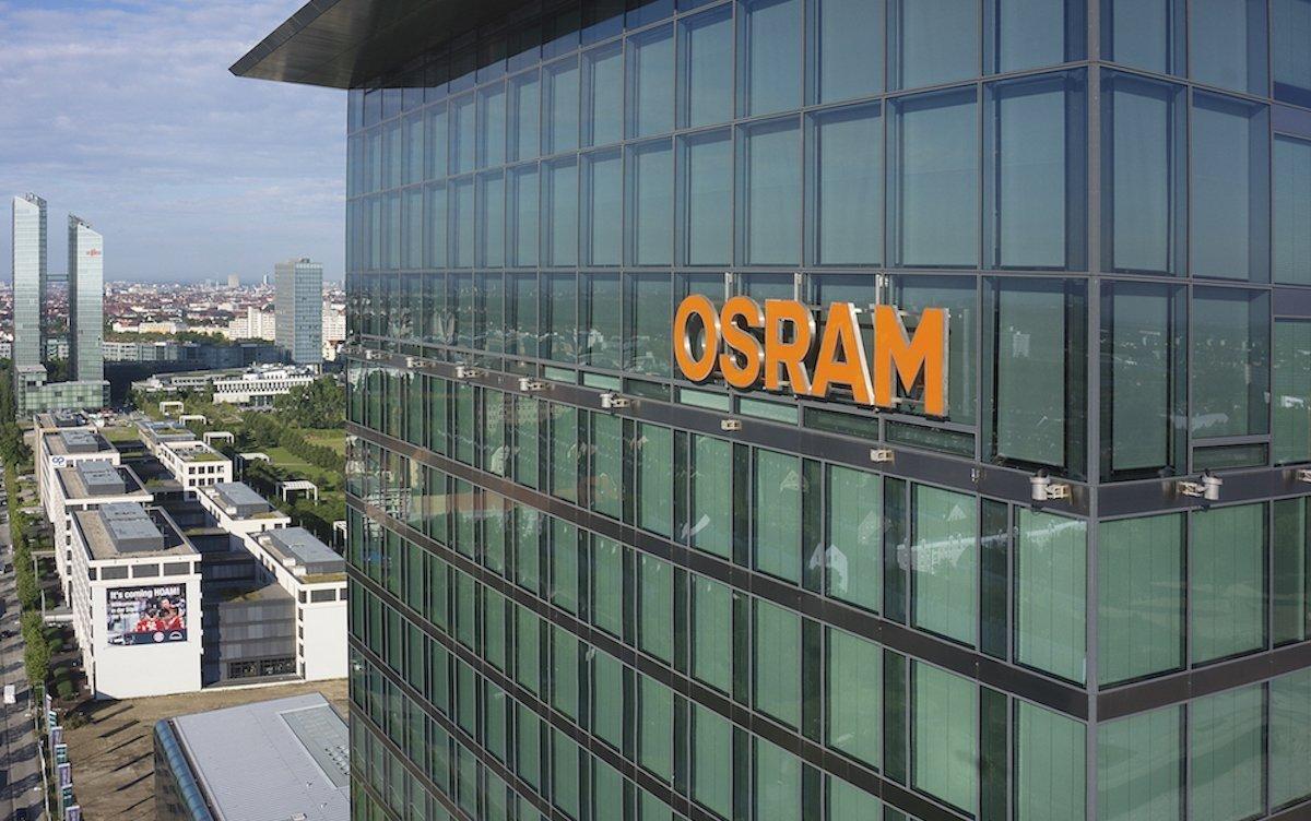 Osram-Firmenzentrale in München (Foto: Osram)