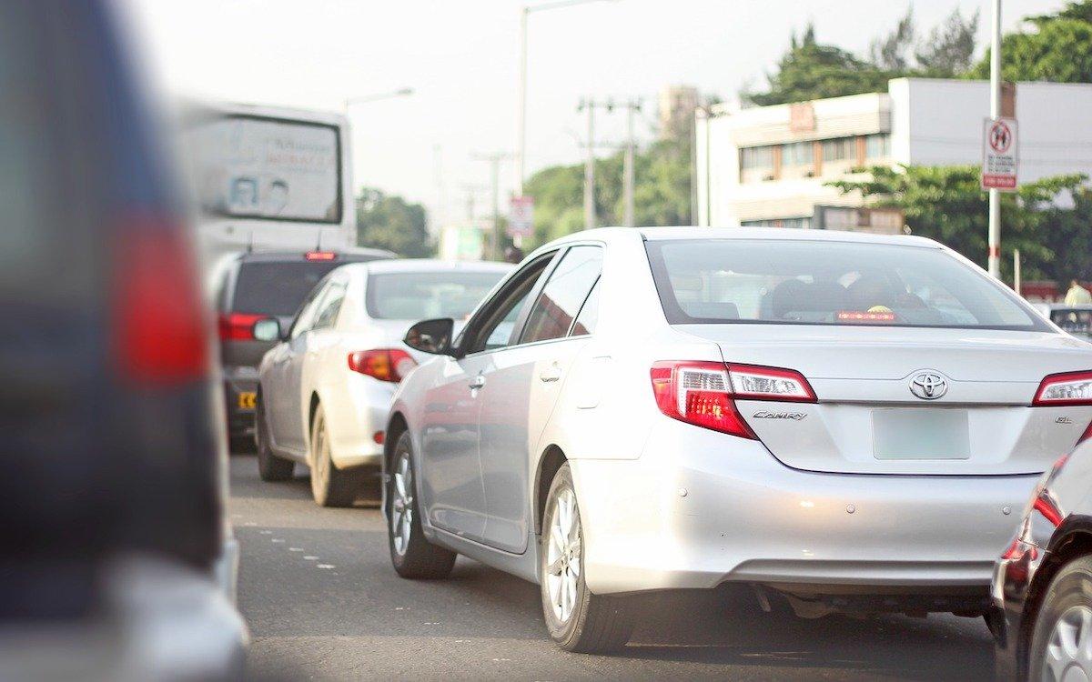Verkehrsstau in Lagos (Foto: Pixabay / Cdigitals)
