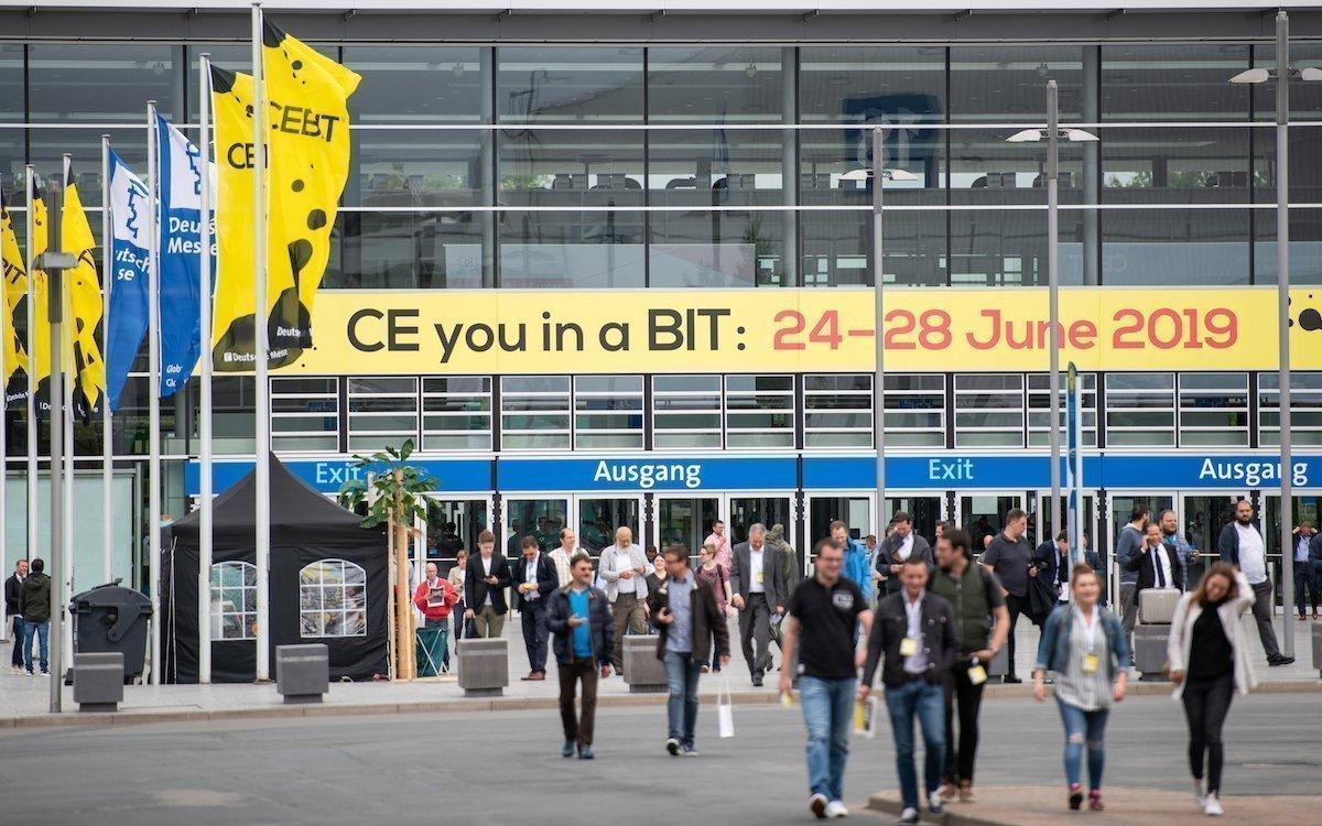 Von wegen Auf Wiedersehen: Die CeBIT ist ab jetzt Geschichte (Foto: Deutsche Messe AG)