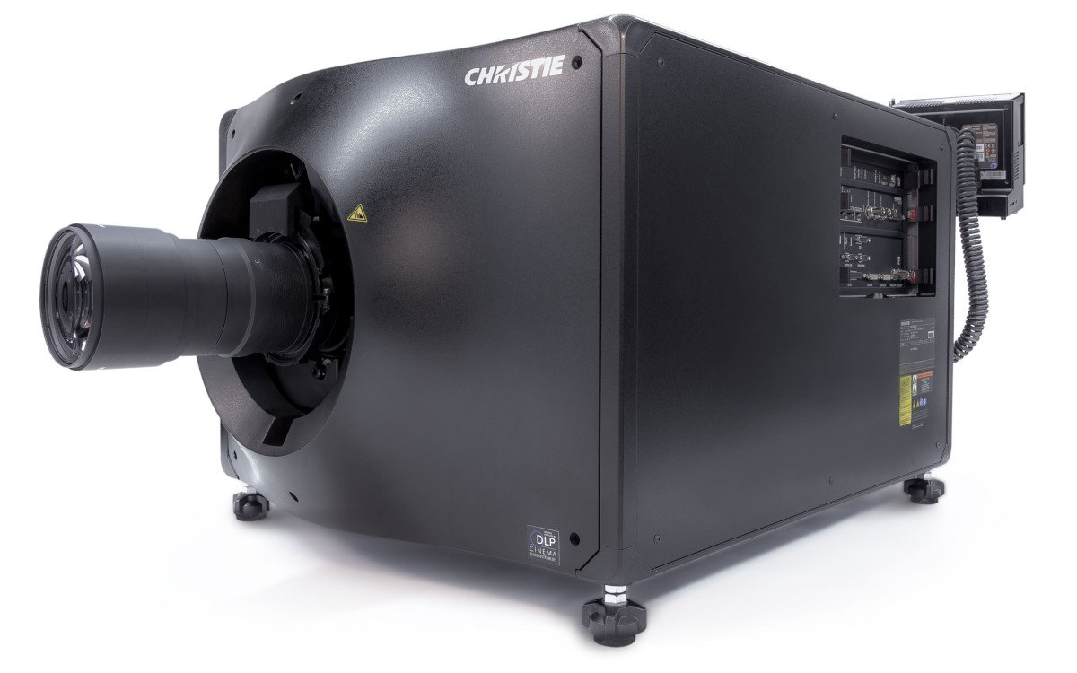 Christie 4325-RGB Laserprojektor (Foto: Christie)