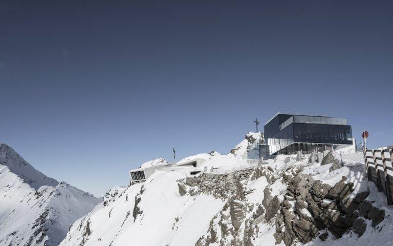 Die Erlebniswelt 007 Elements liegt auf mehr als 3.000 m Höhe (Foto: Christoph Nosig)