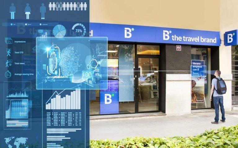Die Kette B The Travel Brand setzt Beabloo in 650 Reisebüros ein (Foto: Beabloo)