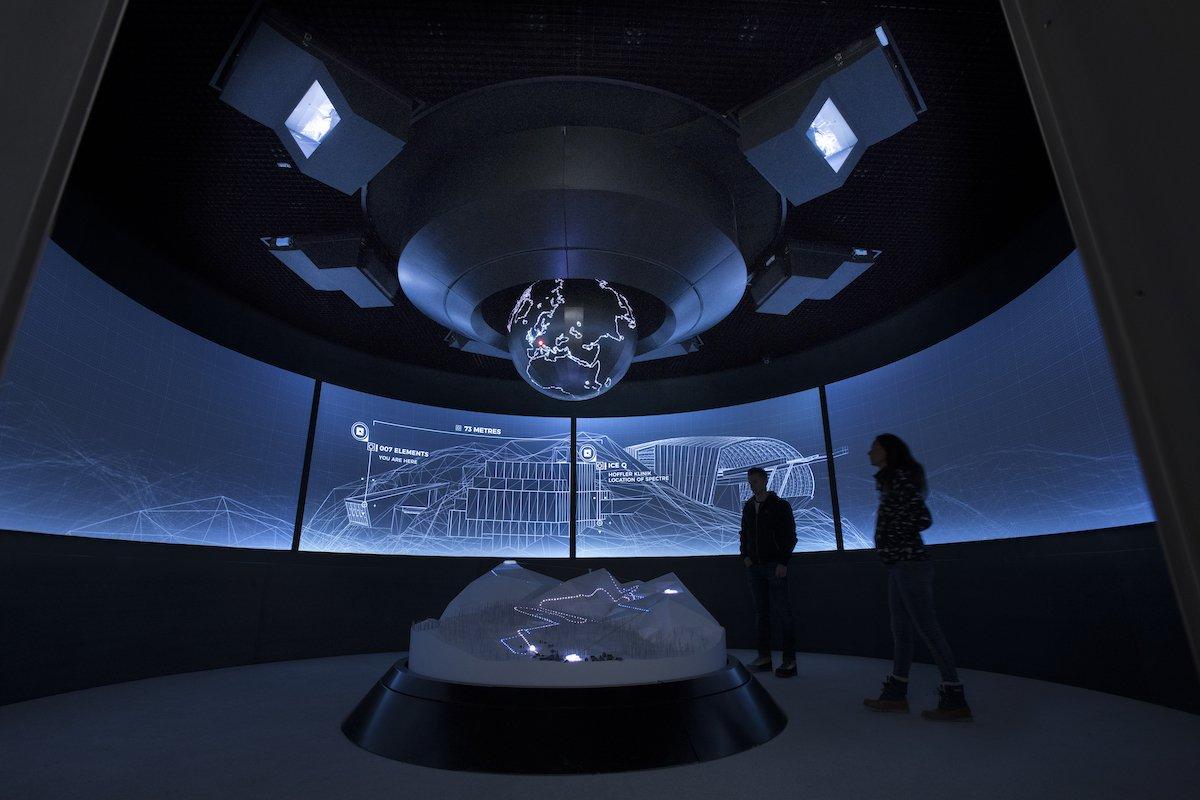 Einmal in die Welt von James Bond eintauchen (Foto: Kristopher Grunert / 007 Elements)
