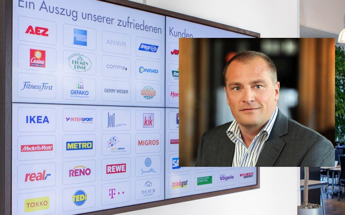 Neuer Echion Vertriebsleiter Marco Heinisch (Foto: Echion)