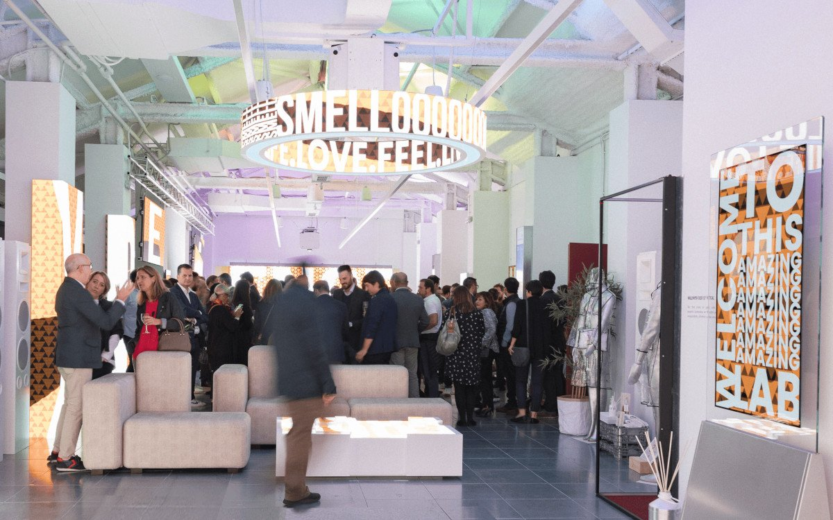 Trison Digital Experience Lab in Barcelona (Foto: trison)
