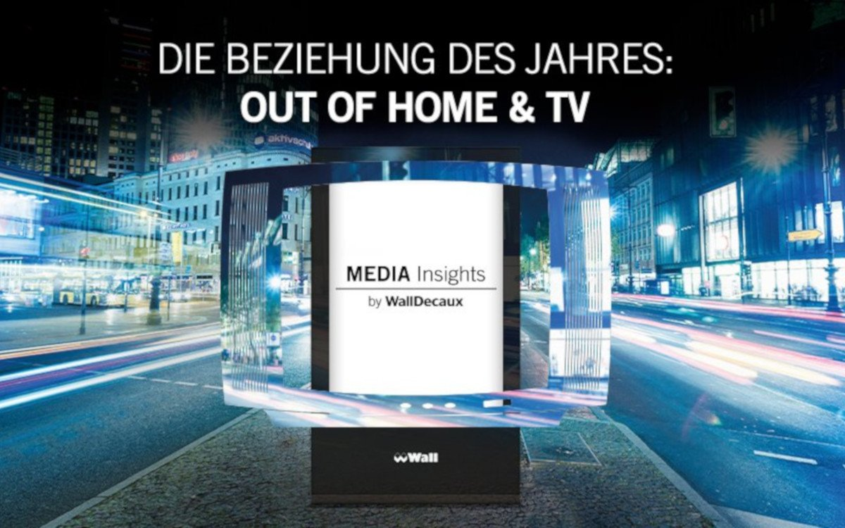 WallDecaux Out of Home und TV (Foto: WallDecaux)