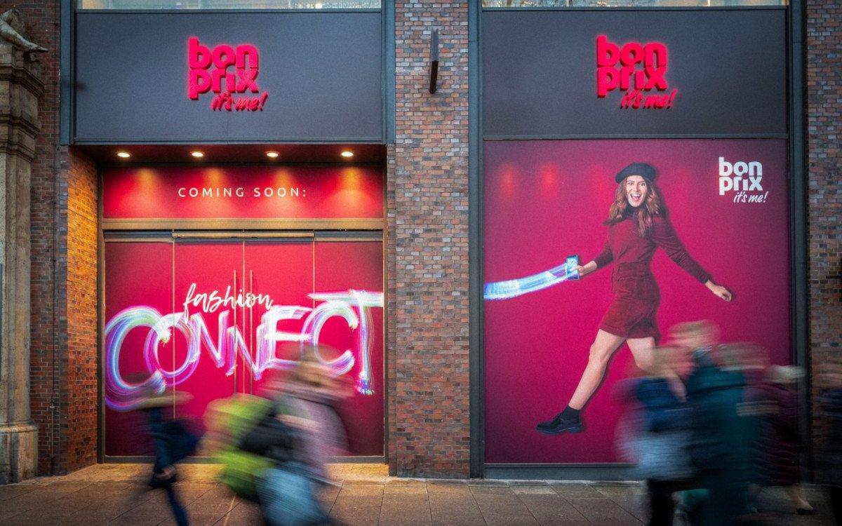 bonprix fashion connect in Hamburg (Foto: bonprix)