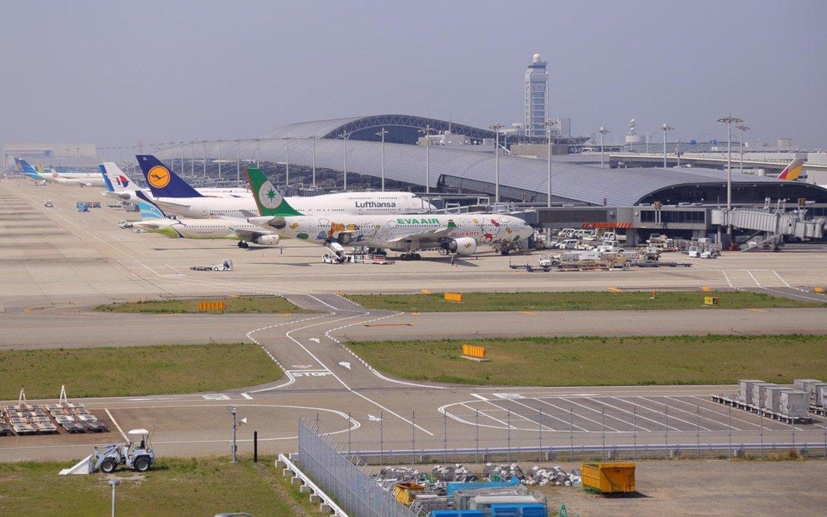 JC Decaux gewinnt Ausschreibung für Osaka Kansai Airport (Foto: Makwo7)