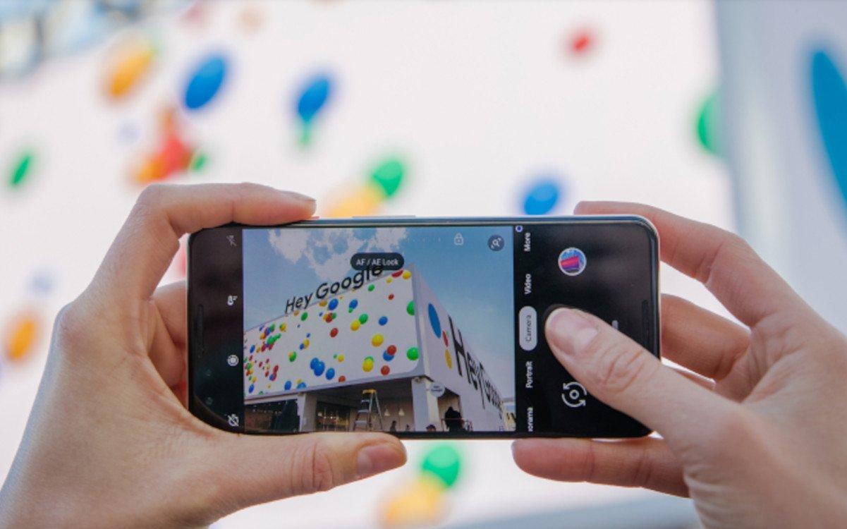 Google Assistant auf der CES (Foto: Google)