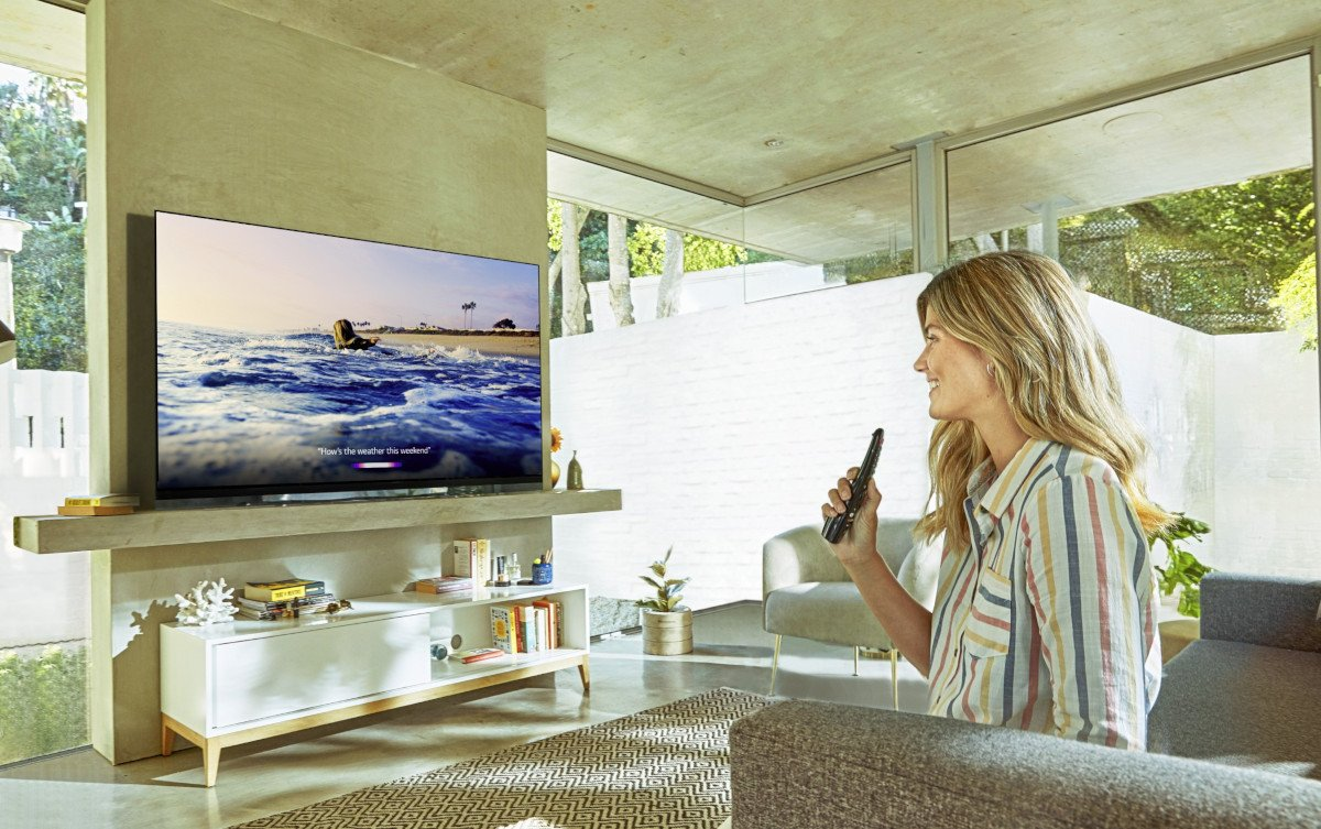 LG bringt mehr AI-Power ins Display (Foto: LG)