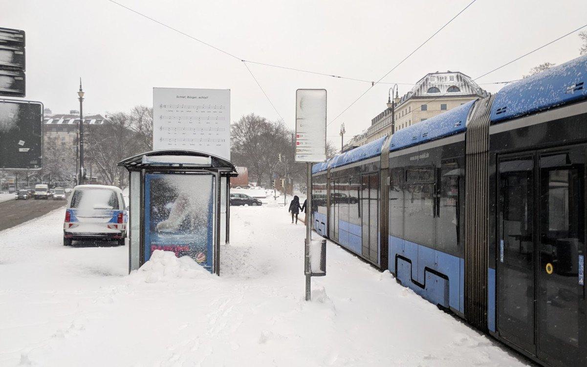 Out-of-Home im Winter (Foto: invidis)