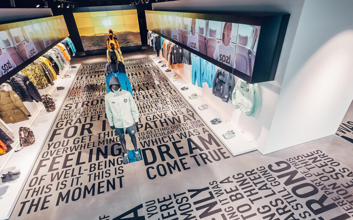 Offline meets Online Retail - Adidas special at 18Montrose (Photo: 18Montrose)