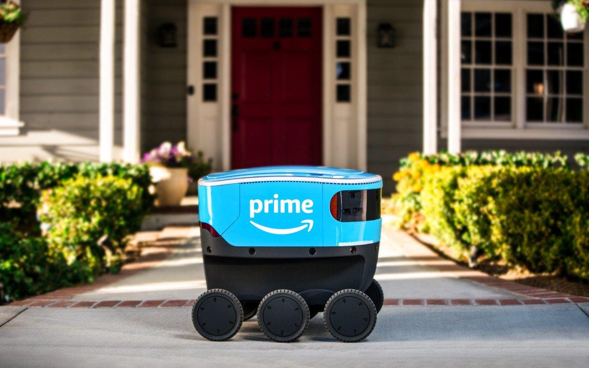 Amazon Scout Roboter 8Foto: Amazon)