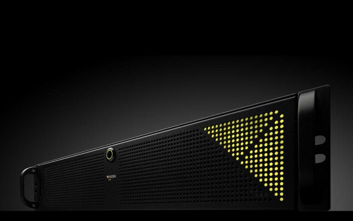 Der Pixera two ist einer der neuen Medienserver (Foto: AV-Stumpfl)