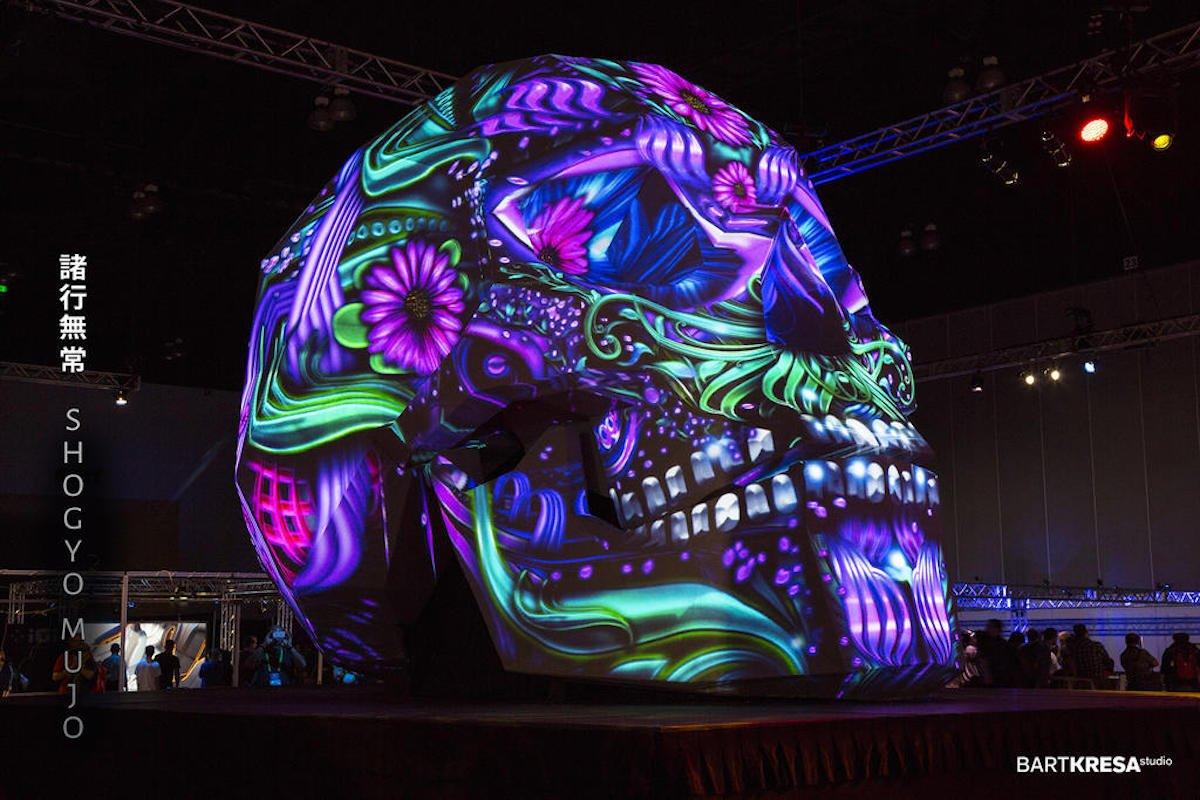Shogyo Mujo beim Burning Man Festival (Foto: Bart Kresa)