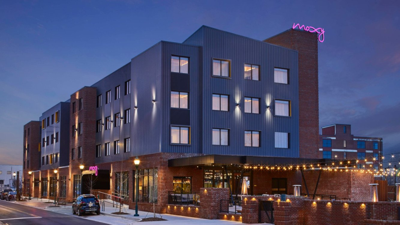 Moxy Chattanooga (Foto: Oat Foundry)