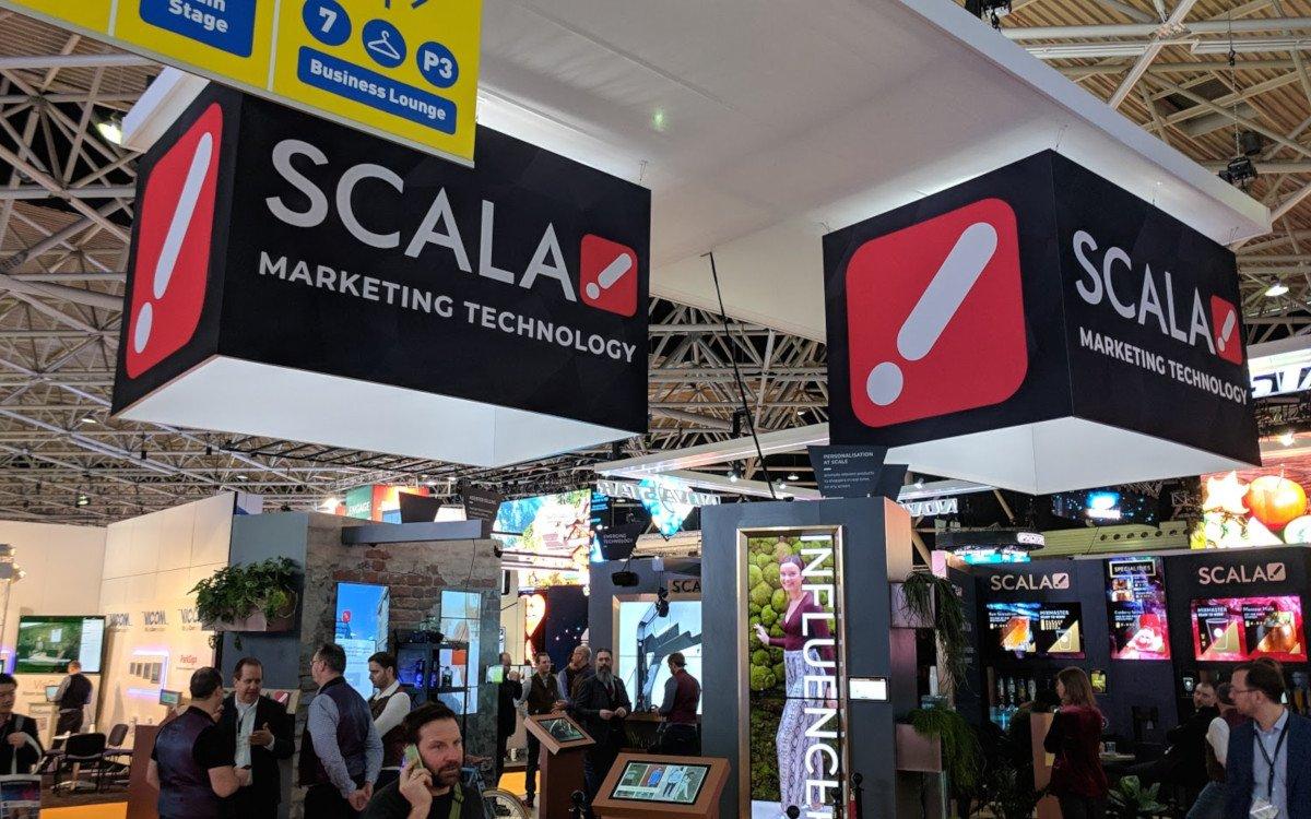Scala auf der ISE (Foto: invidis)