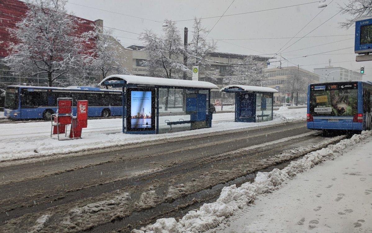 Neue DooH-Flächen in München (Foto: invidis)