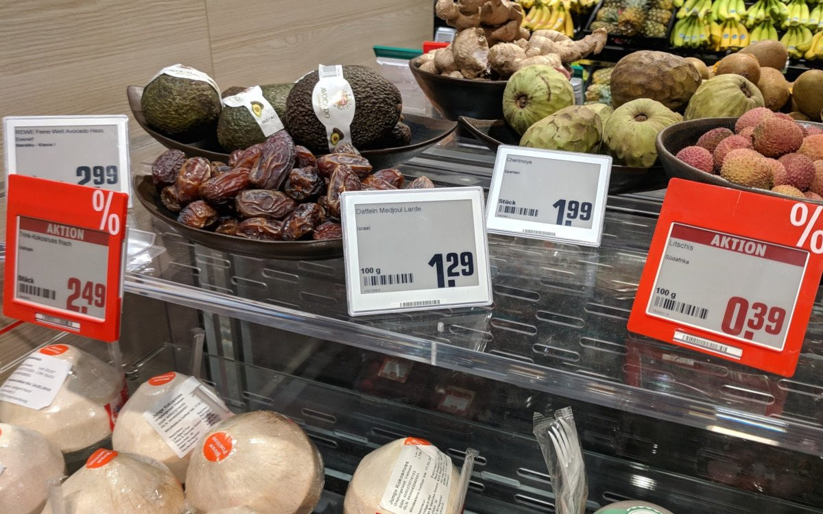 ESL im Supermarkt (Foto: invidis)