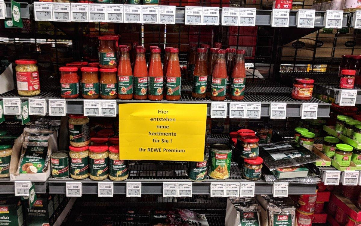 ESL im Supermarkt (Foto: invidis)