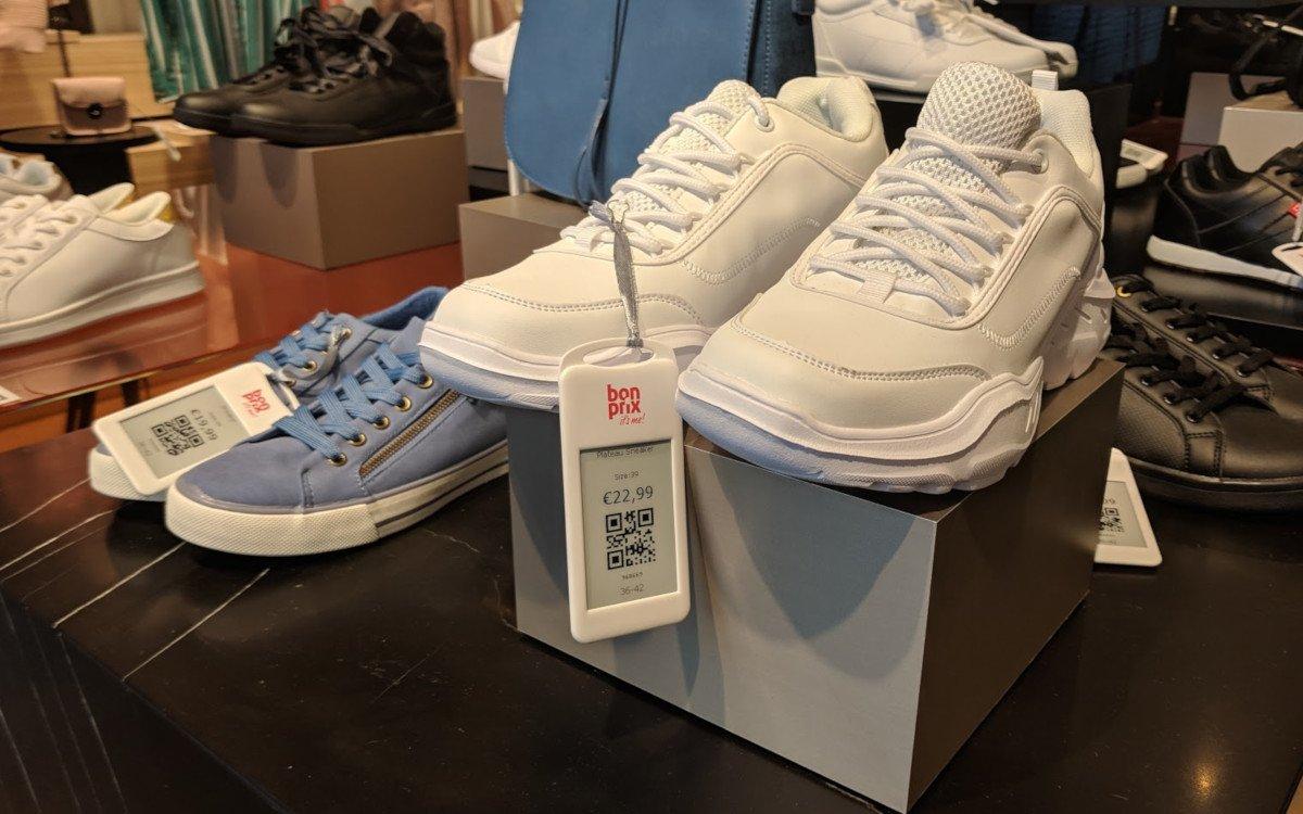 ESL-Fashionlabel bei BonPrix (Foto: invidis)