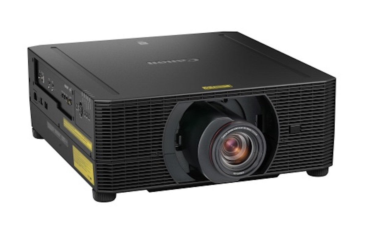 Auf Basis des XEED 4K5020Z ist für das zweite Quartal eine Weiterentwicklung geplant (Foto: Canon)