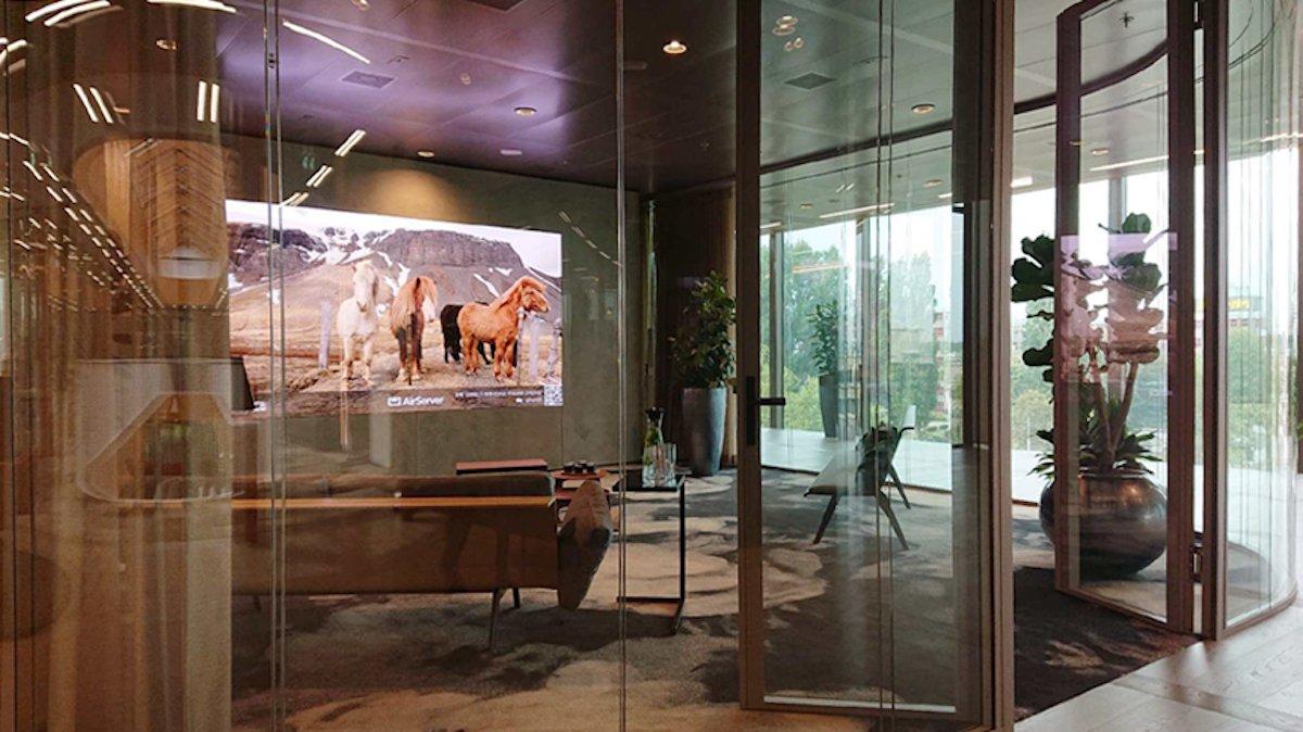 Die Installation ist die erste ihrer Art in Europa (Foto: Edge Technologies)