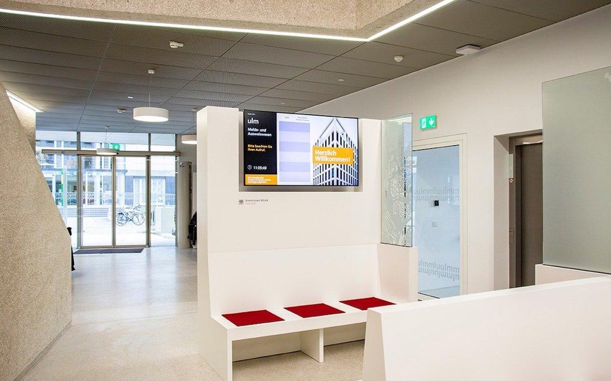 Die Stadt Ulm nutzt nun ein modernes DS- System für die Bürger (Foto: Wedeko)