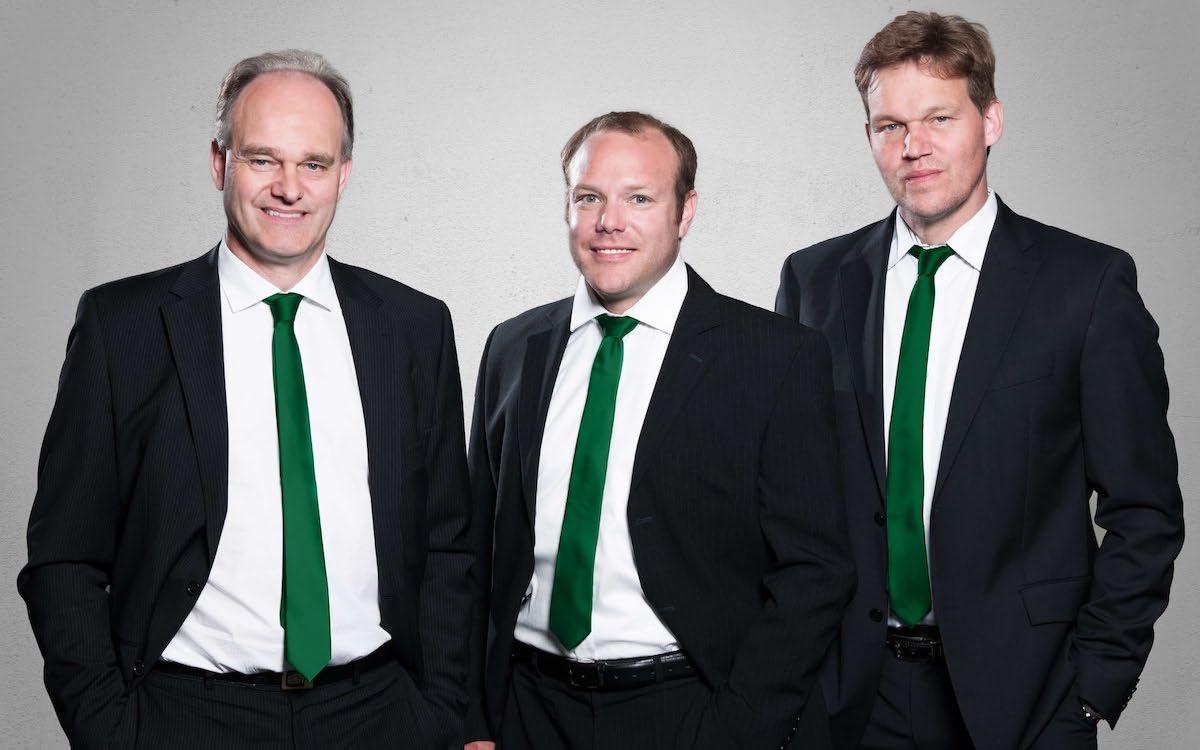 Geschäftsführung der IT-HAUS GmbH (Foto: IT-HAUS)