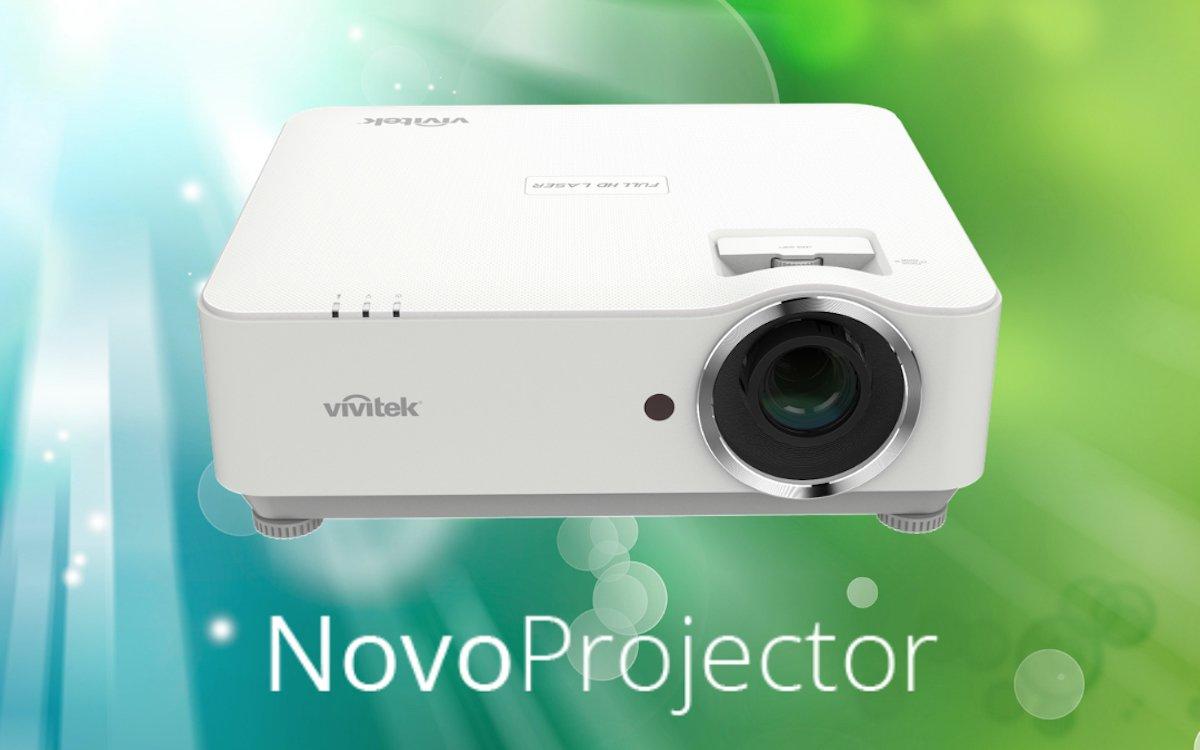 Mit dem NovoProjector geht Vivitek den Collaboration Markt an (Foto: Vivitek)
