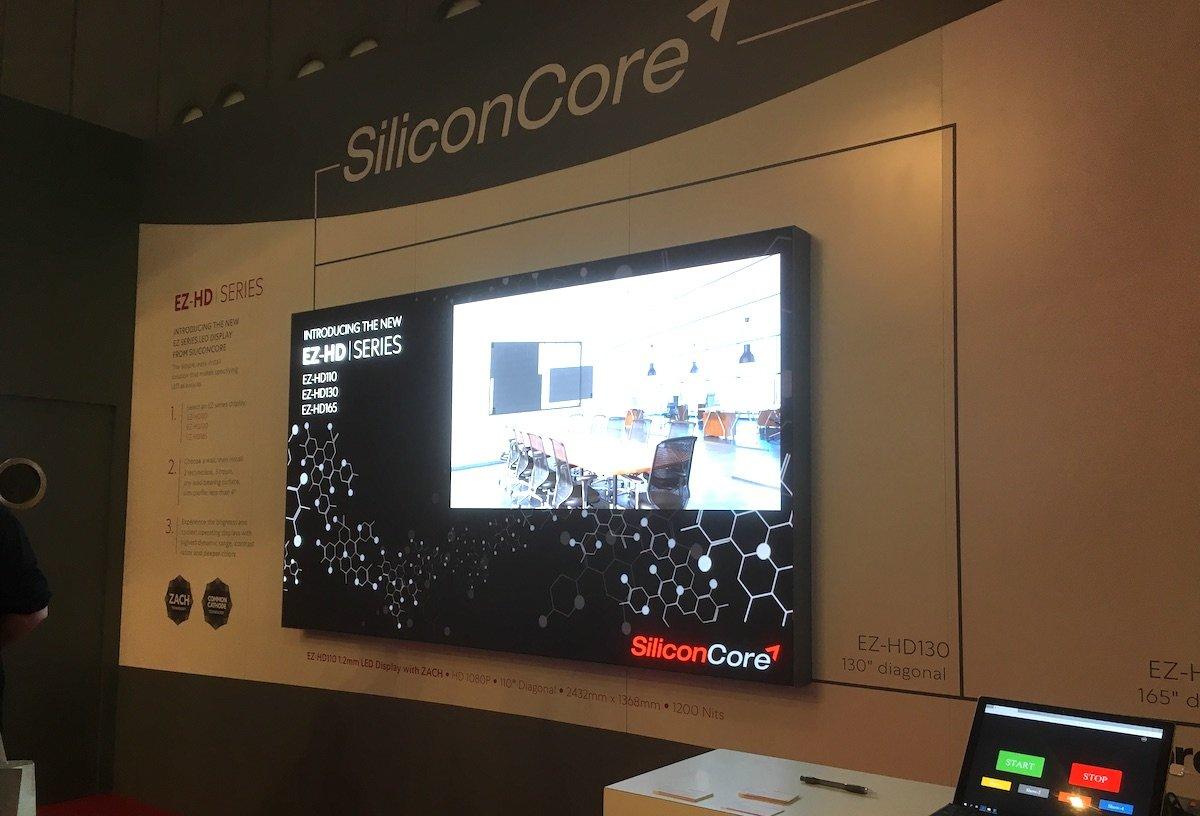 Mit fertig konfektionierten LED-Lösungen gehen die Hersteller ins Rennen – hier die US-Firma SiliconCore (Foto: invidis)