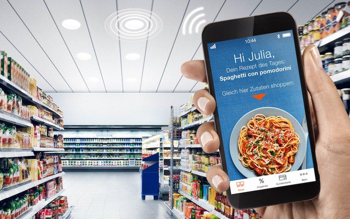 Mit IoT-Lösungen versorgt Beaconinside Unternehmen im Einzelhandel (Foto: Osram)