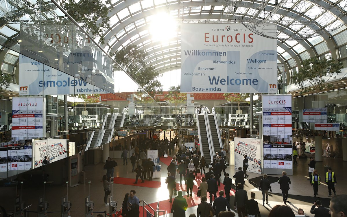 Retail Tech war Thema auf der EuroCIS 2019 (Foto: Messe Düsseldorf, Constanze Tillmann)