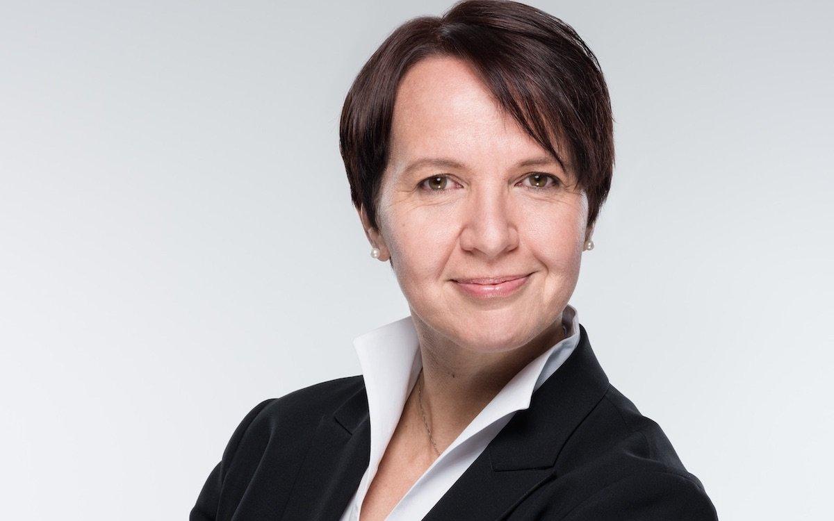 Seit wenigen Tagen im Amt: neue Verwaltungsrätin Andrea Wucher (Foto: JLS Digital)
