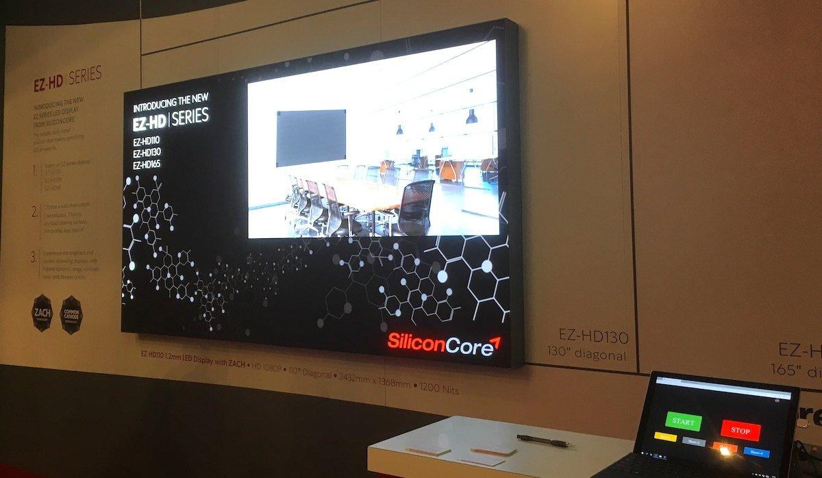 SiliconCore adressiert mit der EZ-HD Serie Kunden, die fertig abgestimmte LED Lösungen suchen (Foto: invidis)