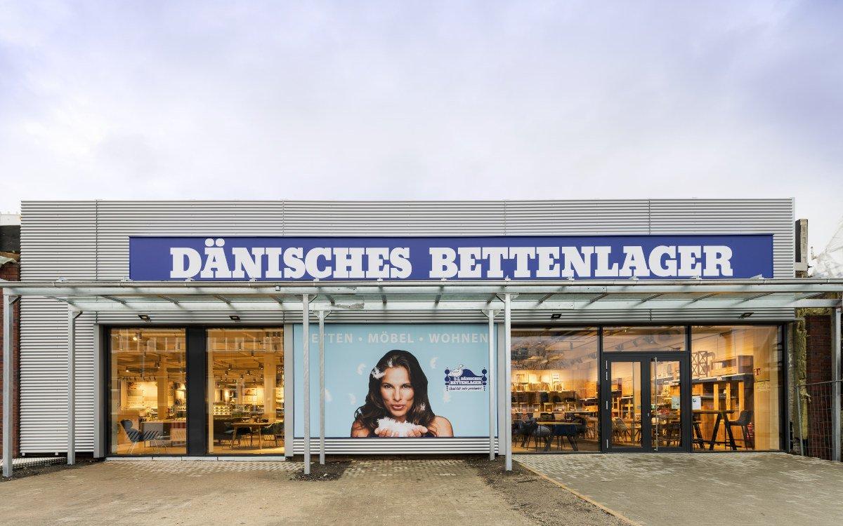 Dänisches Bettenlager Esl Sparen 15 Manntage Pro Filiale Und Woche