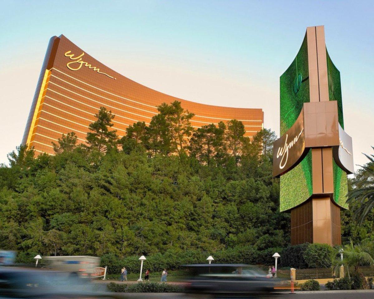 Wynn LED in Las Vegas (Foto: Prismview)