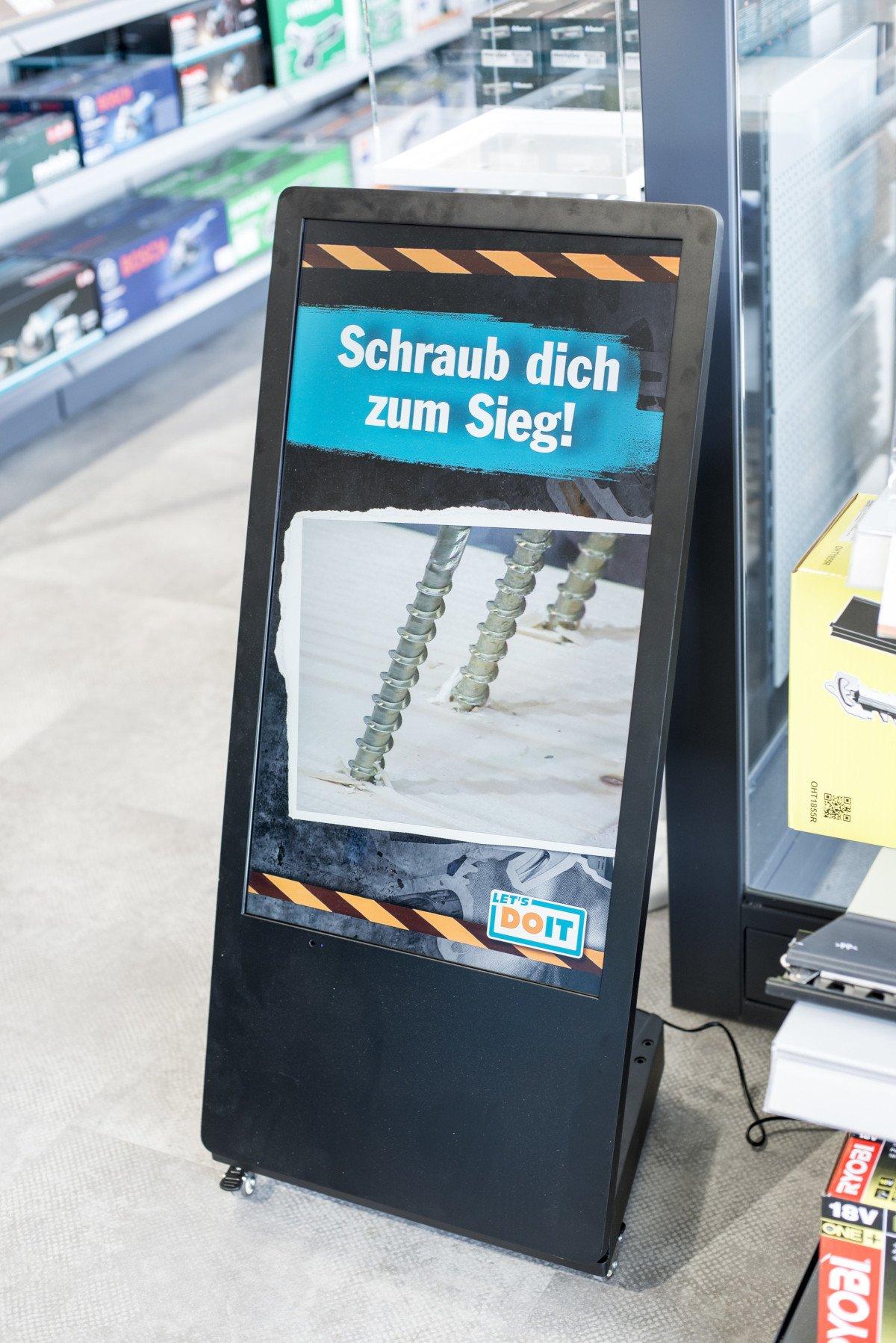 Let's do it Werkzeugmarkt in Wels/At (Foto: Umdasch)