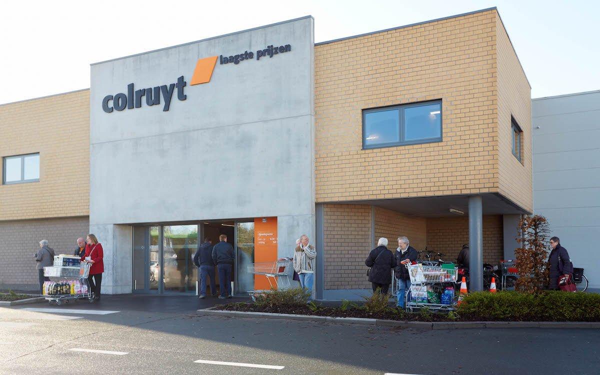 Colruyt ist ein Schwergewicht im belgischen Einzelhandel (Foto: Colruyt Group)