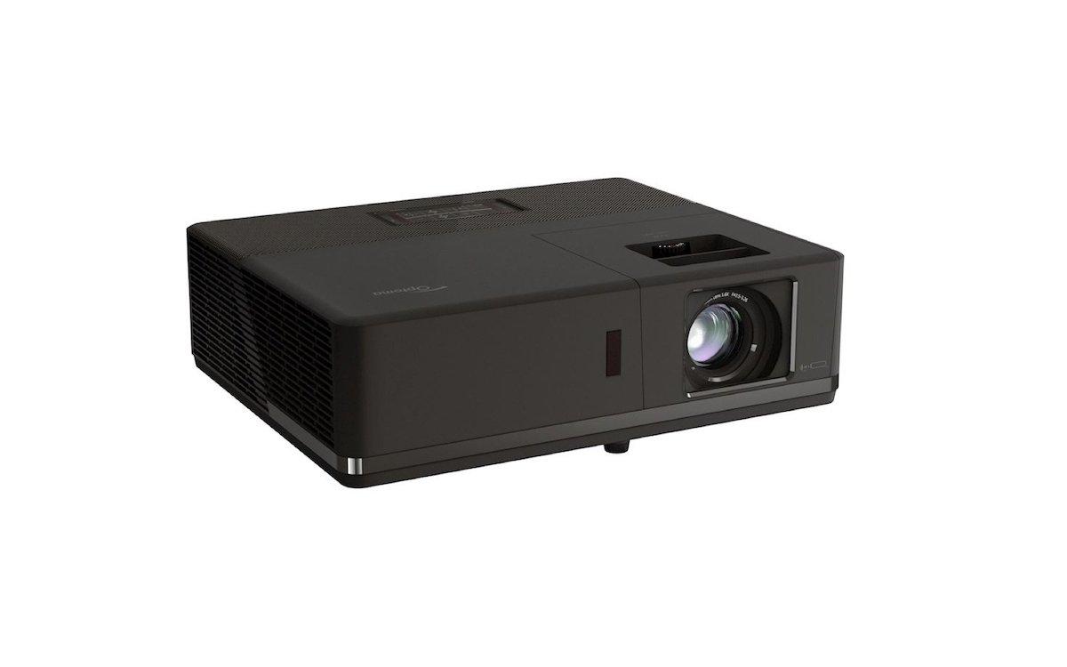 Der Projektor ZU506 löst mit WUXGA auf (Foto: Optoma)