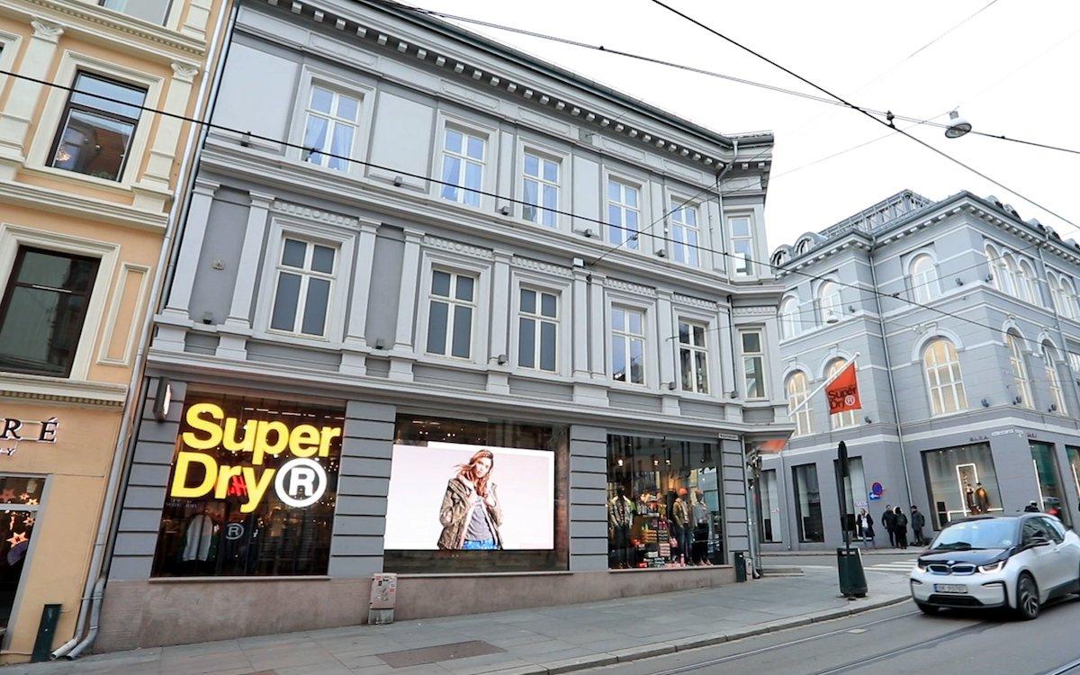 In Norwegen gelten aufgrund der Verkehrssicherheit Auflagen für die Inhalte (Foto: Samsung)